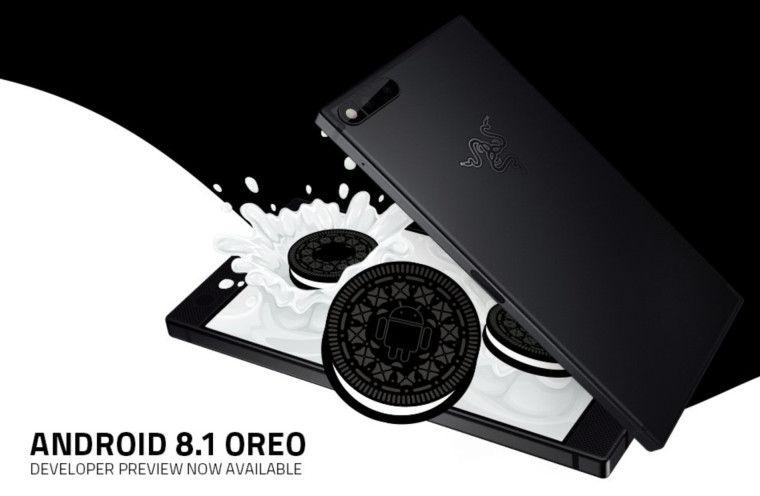 Ya puedes probar Android Oreo en el Razer Phone