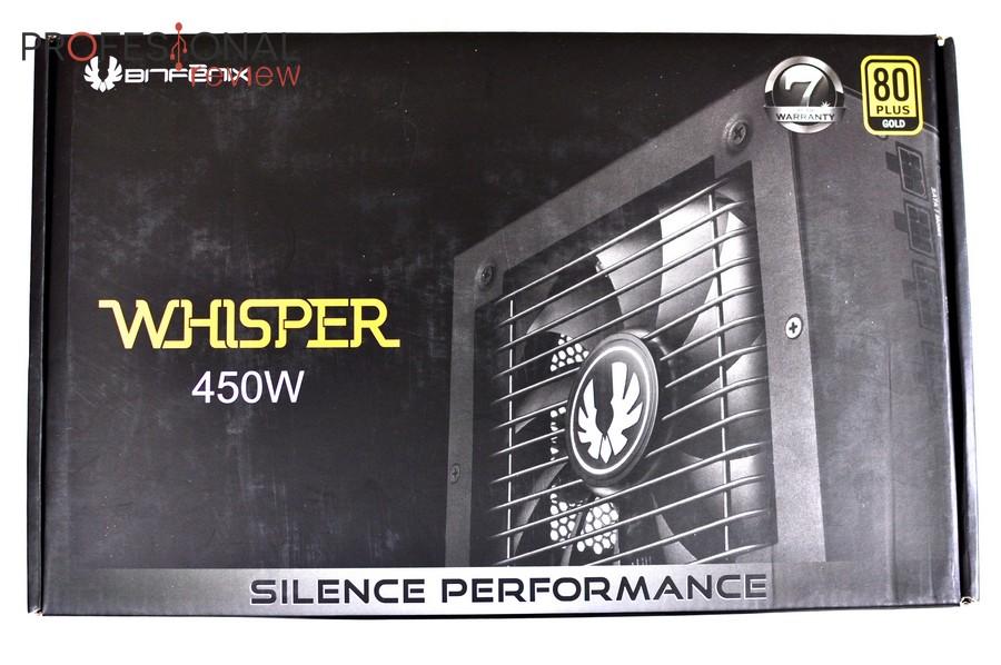 Bitfenix Whisper