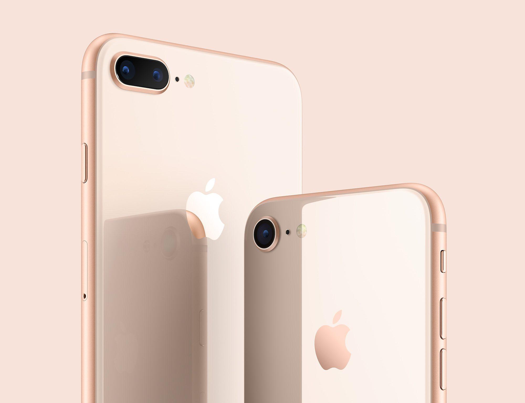 iPhone X en versión oro rojizo estaría en camino