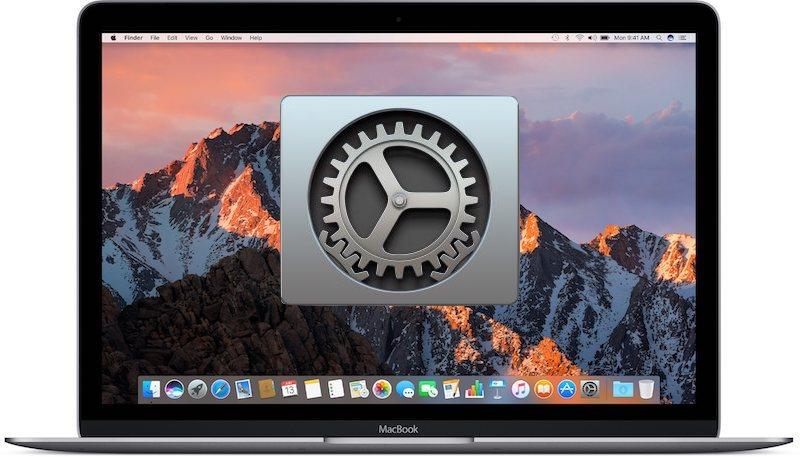 Cómo personalizar el panel de Preferencias del Sistema en macOS