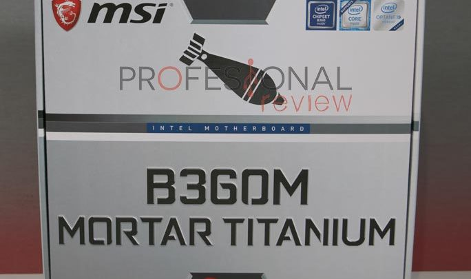 Photo of MSI B360M Mortar Titanium Review en Español (Análisis completo)