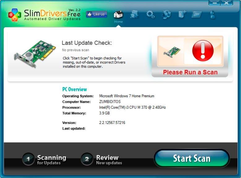 descargar programa para actualizar los drivers de mi pc