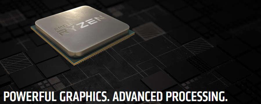 AMD Ryzen 3 2200GE y Ryzen 5 2400GE
