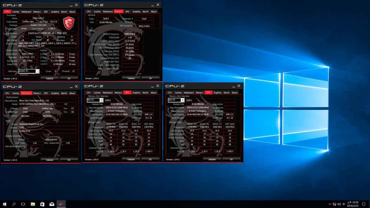 Adata XPG SPECTRIX D41 RGB DDR4 alcanzan 5000 mhz