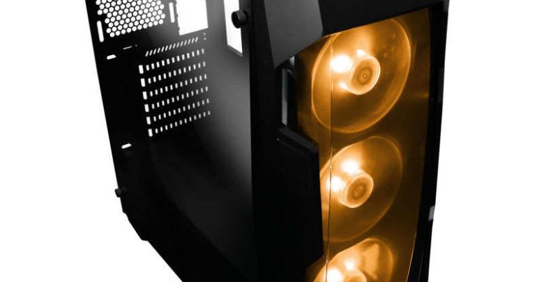 Photo of Anunciado el chasis Antec DF500 RGB con mucha iluminación