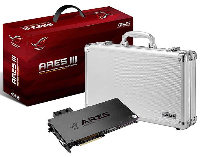 página dedicada a AREZ en el sitio web oficial de Asus