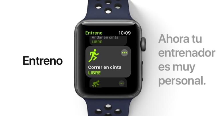 Photo of Cómo especificar el tipo de actividad en la app Entreno del Apple Watch