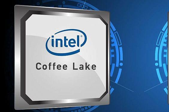 Coffee Lake de 8 núcleos aparece en los documentos técnicos