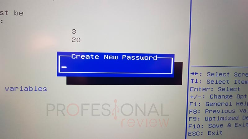 Cómo borrar una contraseña de la BIOS
