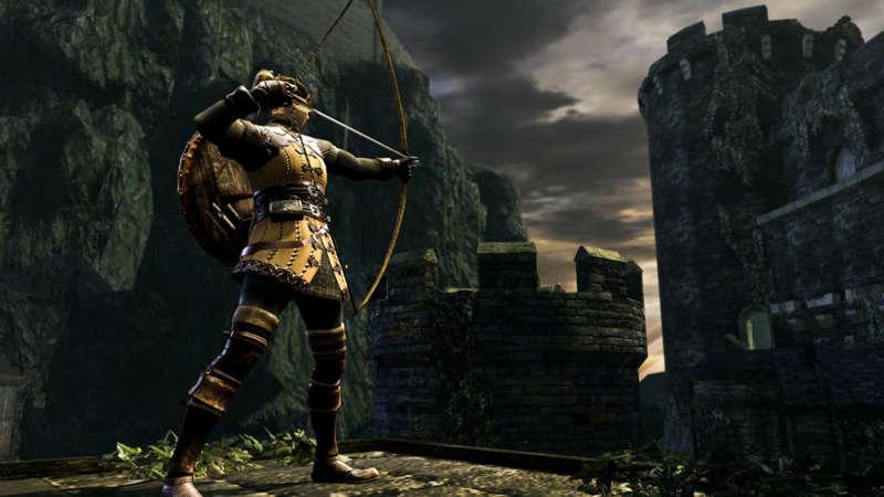 Dark Souls Remastered llegará más tarde a la Nintendo Switch