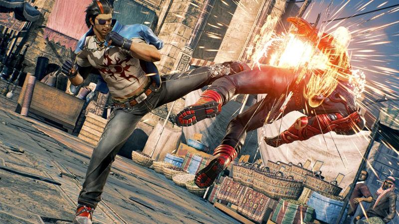 Denuvo crea problemas en Tekken 7