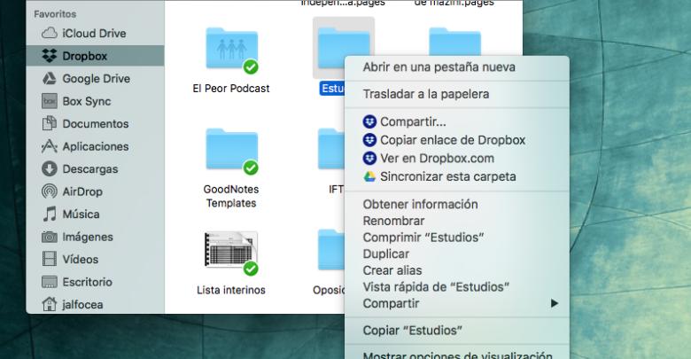 Cómo utilizar etiquetas para organizar archivos y carpetas en macOS