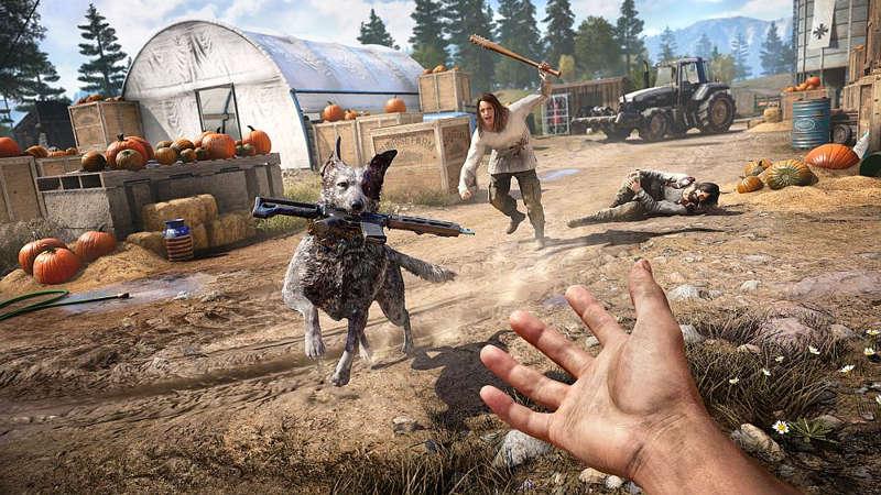 Far Cry 5 ya ha visto roto Denuvo 5