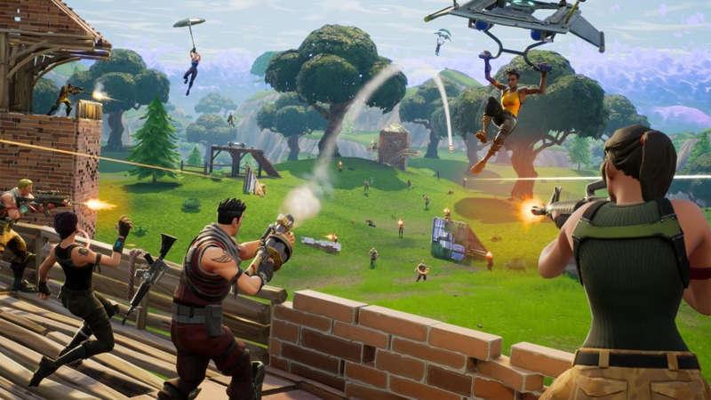 Fortnite podría dar cabida a más de 100 jugadores por partida