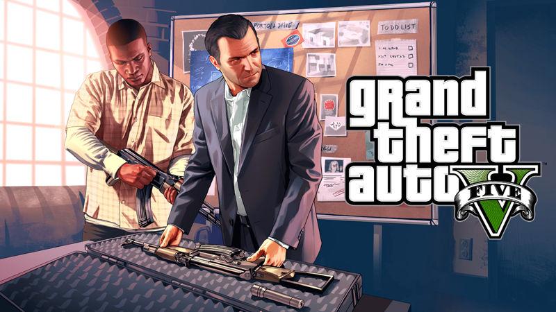 Grand Theft Auto V es el juego más rentable