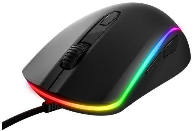 HyperX Pulsefire Surge RGB con switches OMRON y RGB
