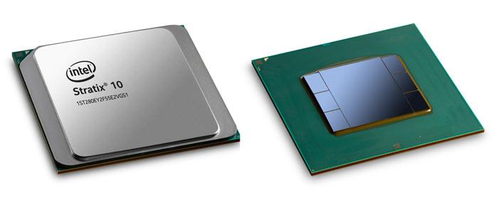 Intel Stratix 10 FPGA alcanza 10 TFLOPs