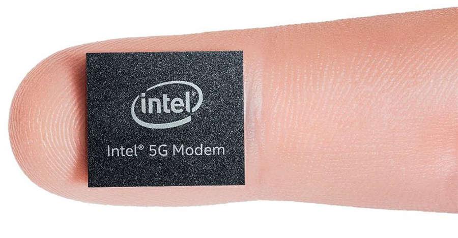 Apple usará 100% de módem 5G de Intel