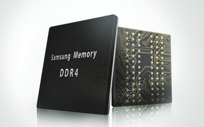 La DRAM impulsa las ganancias de Samsung