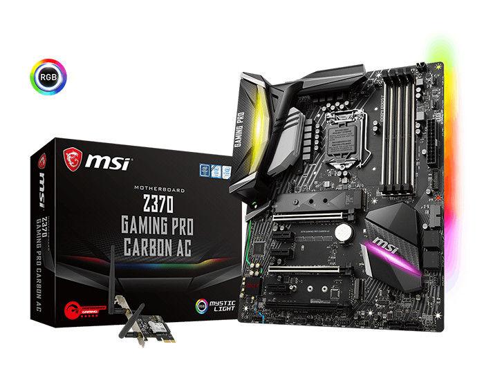 MSI añade soporte para CPU-Attached RAID en sus placas base