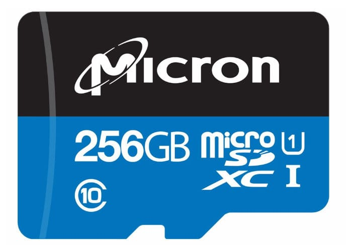 Micron Edge ahora disponibles en 128 GB y 256 GB