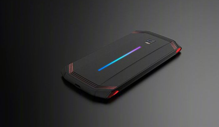 Photo of Nubia Red Magic, un smartphone gaming que incluye iluminación RGB