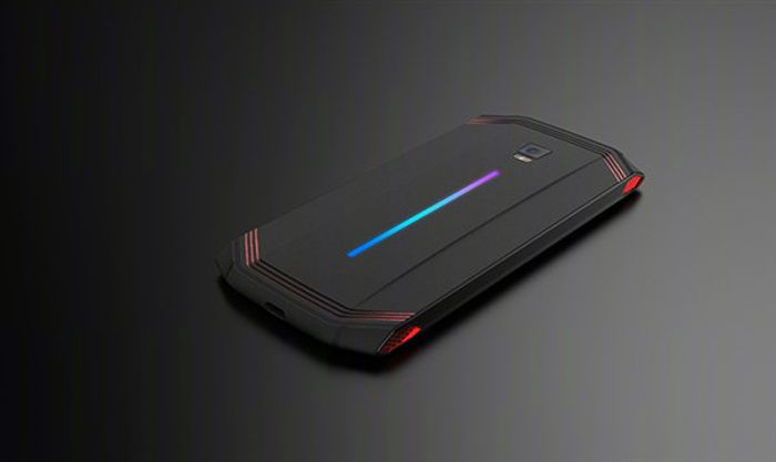 Nubia Red Magic, smartphone gaming con iluminación RGB