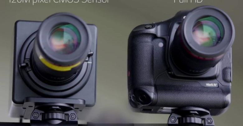 Photo of Canon muestra su impresionante cámara Canon 120MXS de 120 megapíxeles