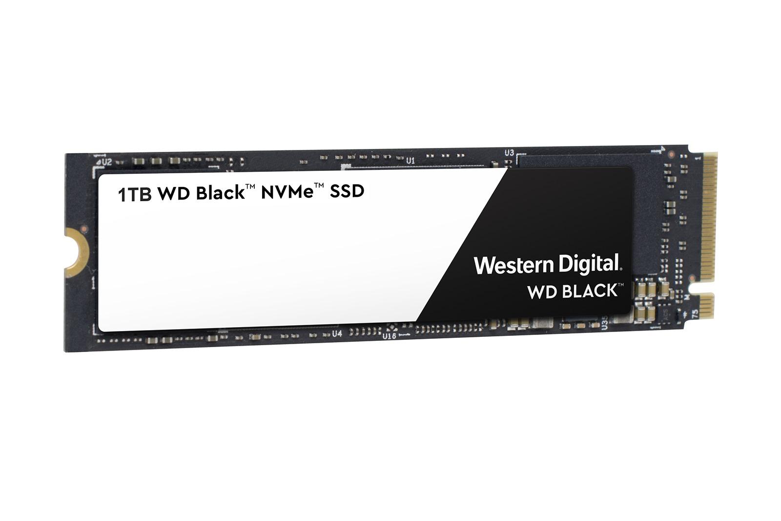 Western Digital Black 3D NVMe