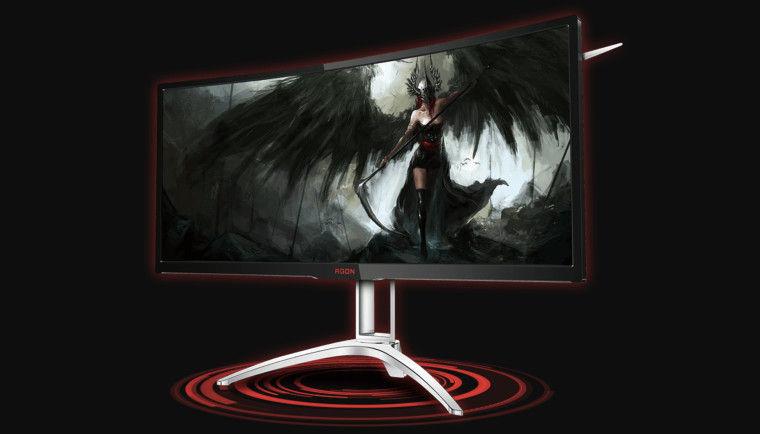 Nuevo monitor de alta gama AOC AG352UCG