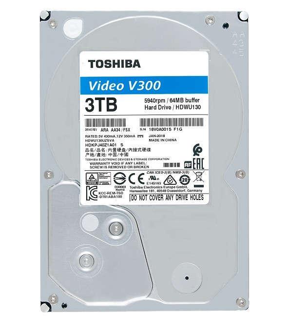 Nuevos discos duros de Toshiba