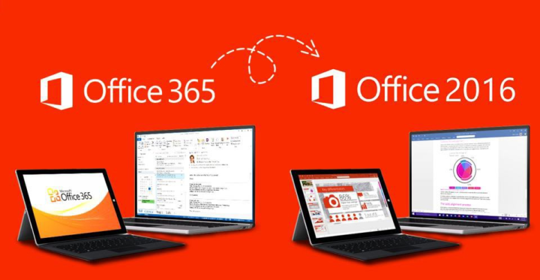 Photo of Diferencias entre Office 365 y Microsoft Office 2016