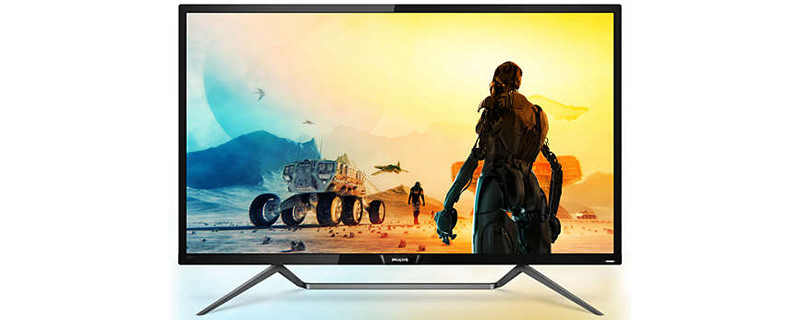 Philips Momentum 436M6VBPAB con Display HDR 1000