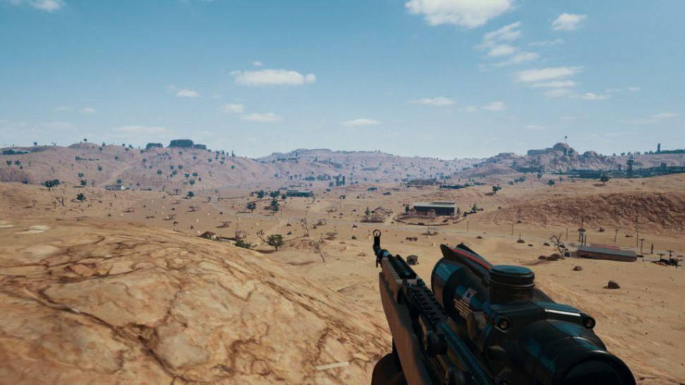 PlayerUnknown's Battlegrounds renueva Miramar