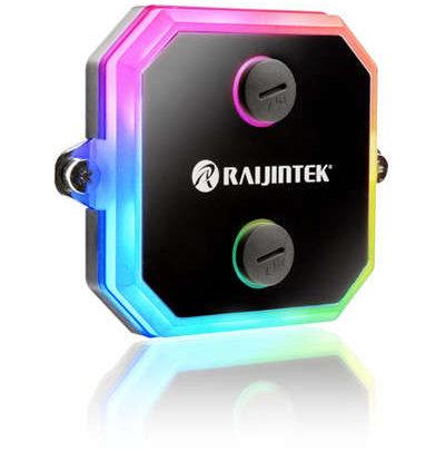Photo of Raijintek CWB-RGB, un bloque de agua para CPU con RGB