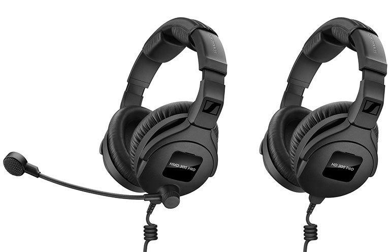 Nuevos auriculares profesionales Sennheiser 300 Pro