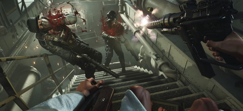 Wolfenstein II: The New Colossus hace brillar a la Nintendo Switch