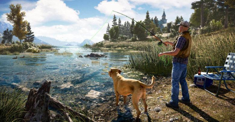 Photo of Far Cry 5 y Sea of Thieves se muestran a resolución 8K