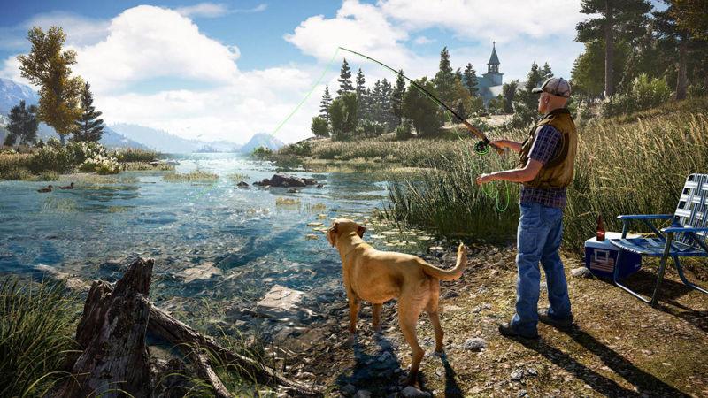 Ya es posible jugar Far Cry 5 y Sea of Thieves a 8K