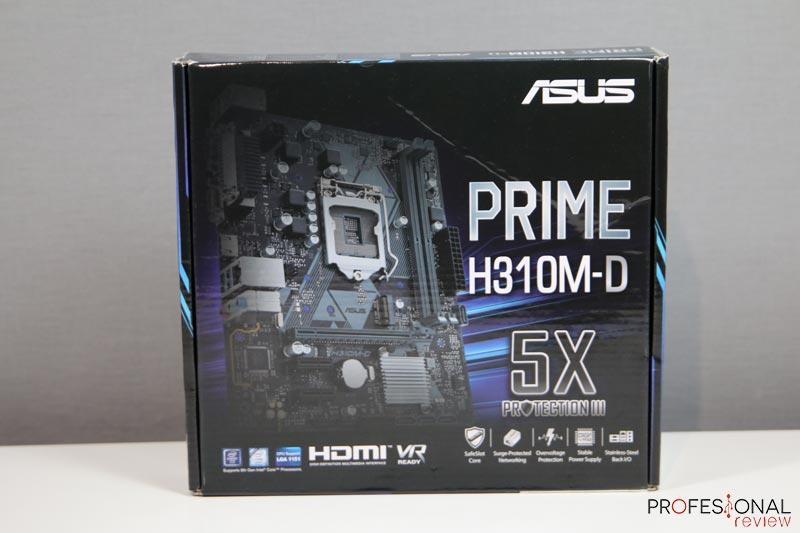 Asus Prime H310M-D review