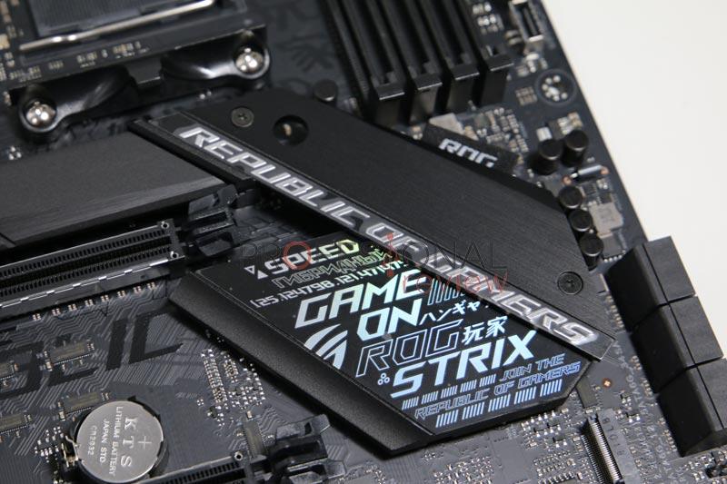 Asus ROG STRIX X470-F review