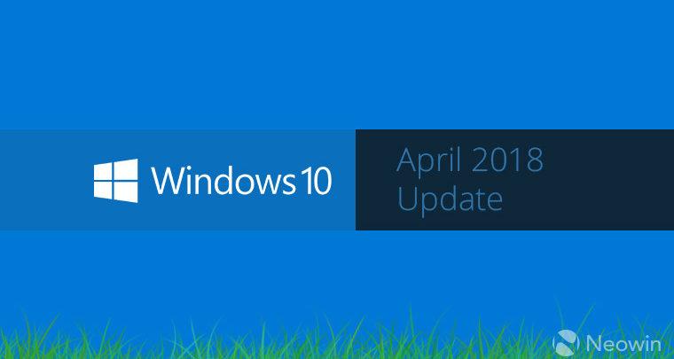 Photo of Aparece un nuevo problema en la Windows 10 April 2018 Update