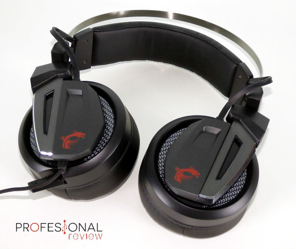 Auriculares msi Immerse GH60