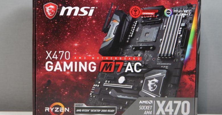 Photo of MSI ofrece soporte Zen 3 en placas AMD con chipset 400 con 16 MB ROM
