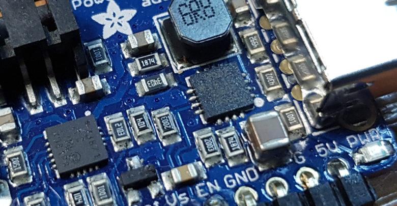 Photo of Resistencias y condensadores: su papel en tu PC (Tarjetas gráficas y placas base)
