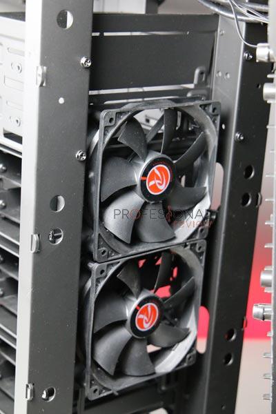 Mejorar flujo de aire PC