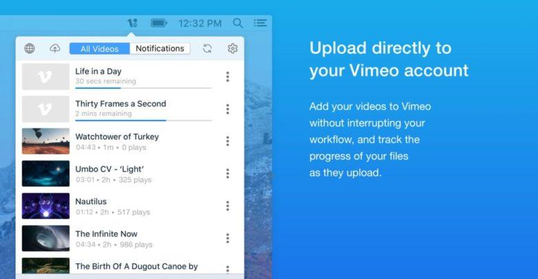 Vimeo lanza una app para macOS con integración con Final Cut Pro