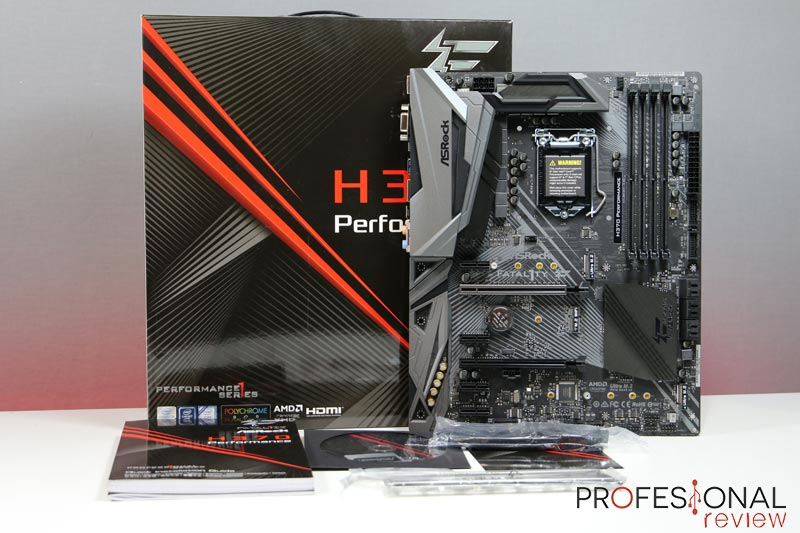 ASRock Fatal1ty H370 Performance analisis