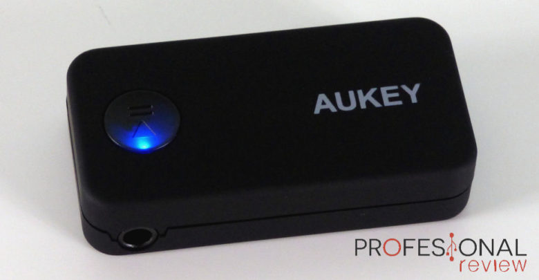 Photo of Aukey Portable Audio Receiver Review en Español (Análisis completo)