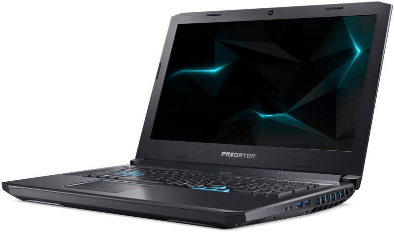 Acer Predator Helios 500 con AMD Radeon RX Vega 56